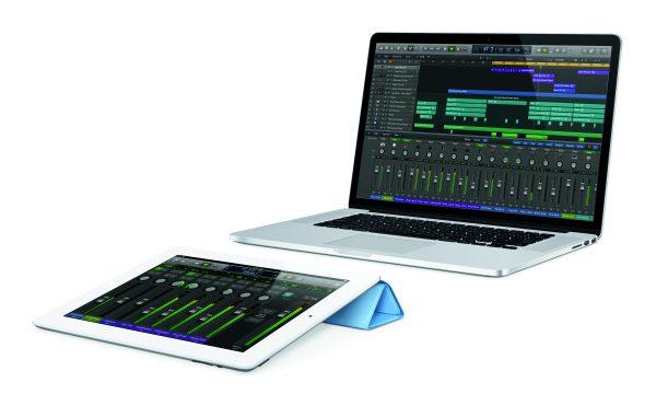 アップル Logic Pro X 発売